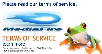 Terms Of Service Mediafire 2012