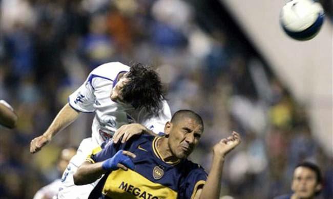 Nacional-Boca Juniors