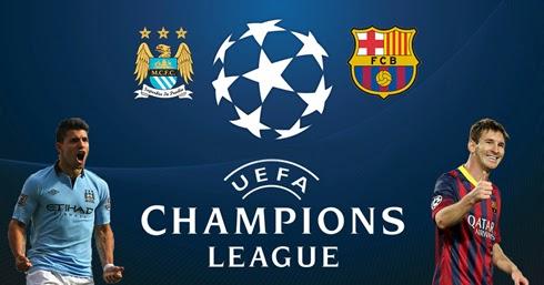 Prediksi Barcelona vs Man City