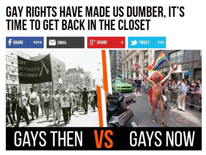 Posh gays