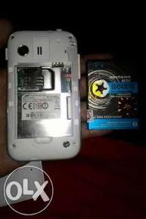 Jual Handphone Samsung Young Mesin Segel di Makassar