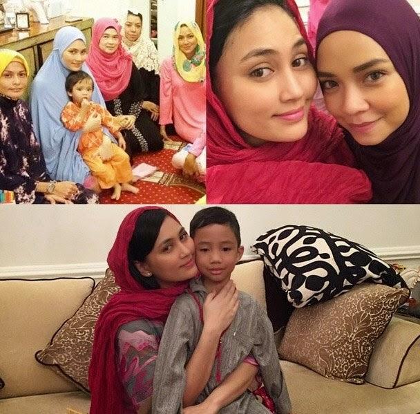 5 Gambar Mesra Fasha Sandha Nora Danish