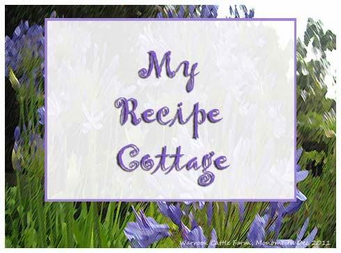 My Recipe Cottage
