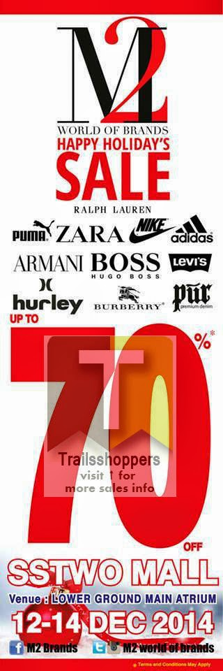 Levi's Armani Hurley Pur premium denim Burberry SSTwo Mall Warehouse Sale