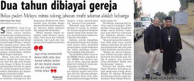 Kisah Paderi Melayu Yang Menarik Untuk Dibaca | Jom Terjah Berdasarkan Kisah Benar Dan Nyata