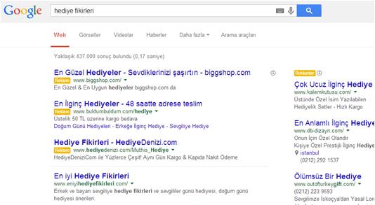 Google nasıl kullanılır