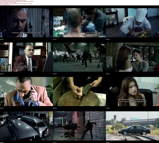 Bangkok Adrenaline DVDRip Subtitulos Español Latino Descargar 1 Link [2010]