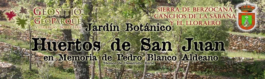Jardín Botánico de Berzocana
