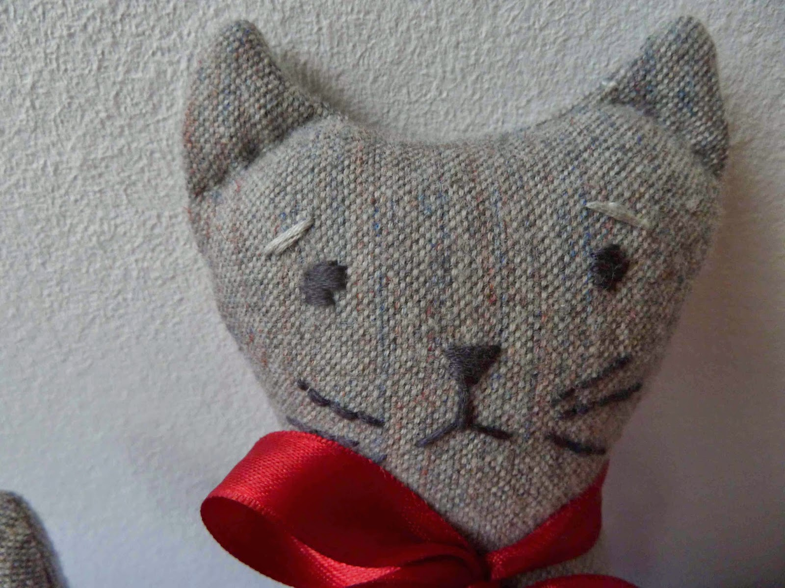 Beautiful Schnittmuster Katze Image Collection - Decke Stricken ...