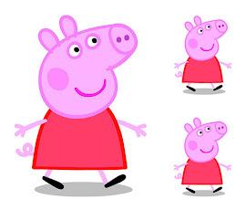 Tela Peppa Pig