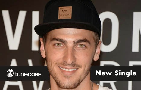 Kendall Schmidt New Single Parallel at TuneCore