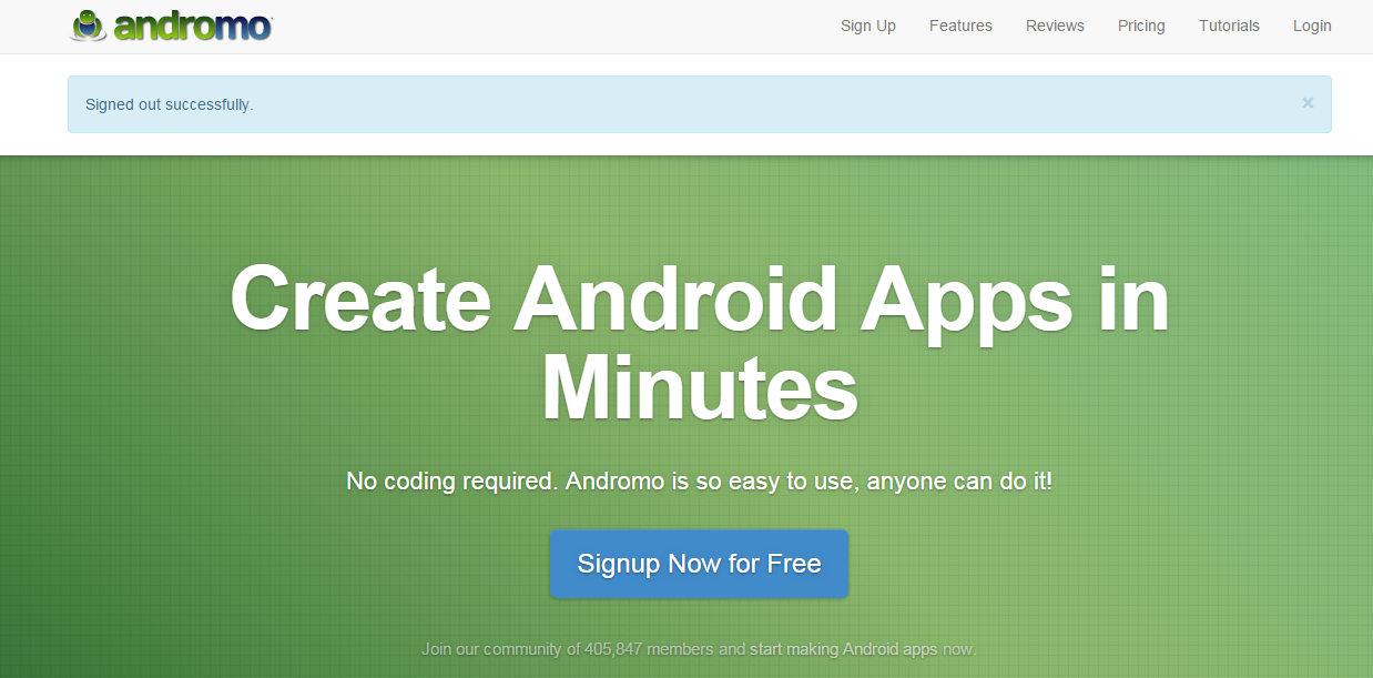 How To Create Android App Online Without Coding - EXPLOTRICKS