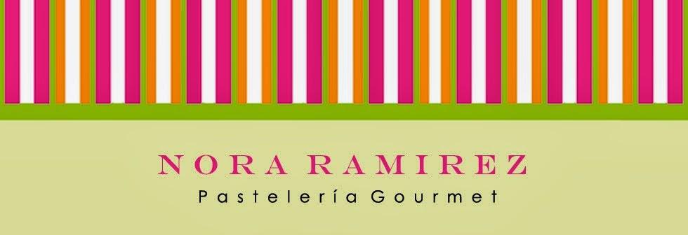 Nora Ramírez Pastelería Gourmet