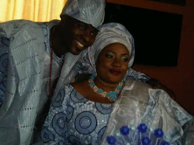 Foluke Daramola's Traditional Marriage With Kayode