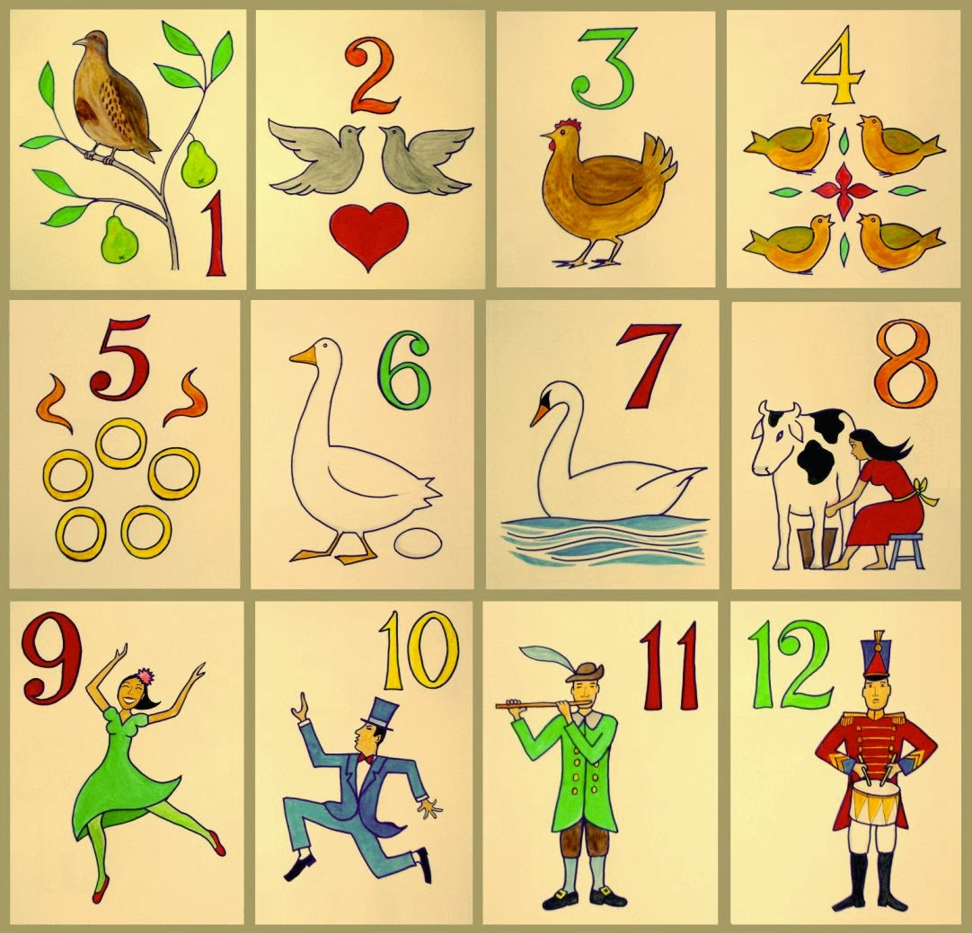 "... pear tree: The hidden meaning behind ""The Twelve Days of Christmas"