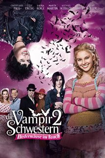 Las hermanas vampiresas 2 (Vampire Sisters 2: Bats in the Belly)