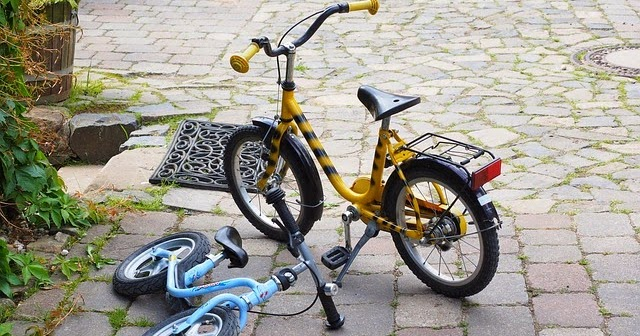 Cara Memilih Sepeda Anak Berbagai Usia - Area Sepeda