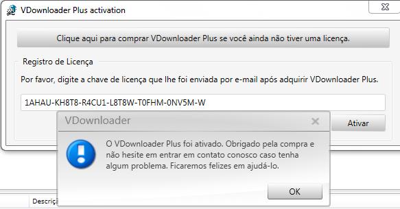 Vdownloader plus serial keygen