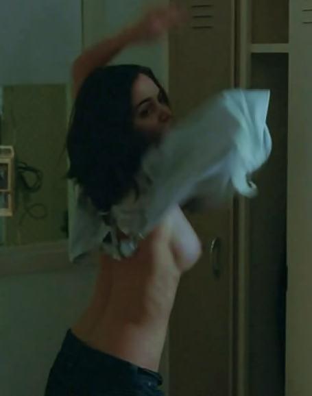Eliza dushku nude nip slip