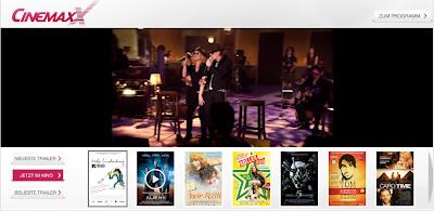 CinemaxX App im Chrome Webstore