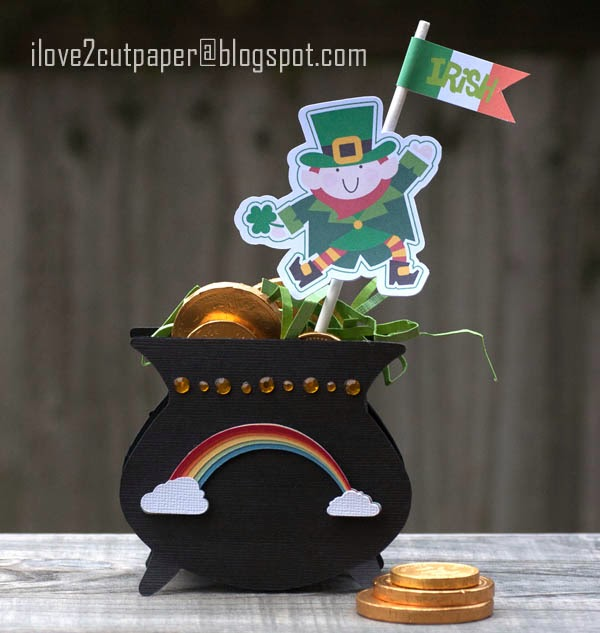 St Patrick's Day, Irish, Pot of Gold, Leprechaun