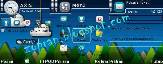 S60v2 Themes/Tema s60v2 Best Collection | ZOPRAN MOBILE BLOG