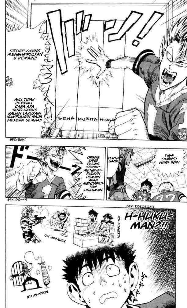 Komik eyeshield 21 003 - kita butuh 11 4 Indonesia eyeshield 21 003 - kita butuh 11 Terbaru 3|Baca Manga Komik Indonesia|