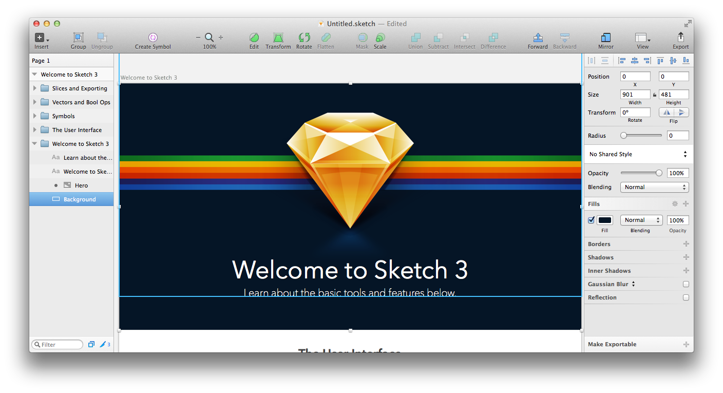 Schuetzdesign Ok Now Its Time For New Design Software Sketch