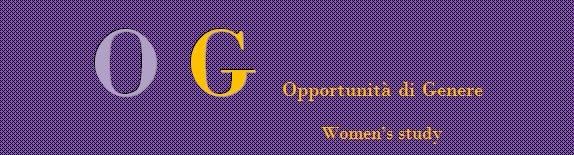 Gender Opportunity