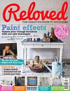 As Seen in Reloved Magazine