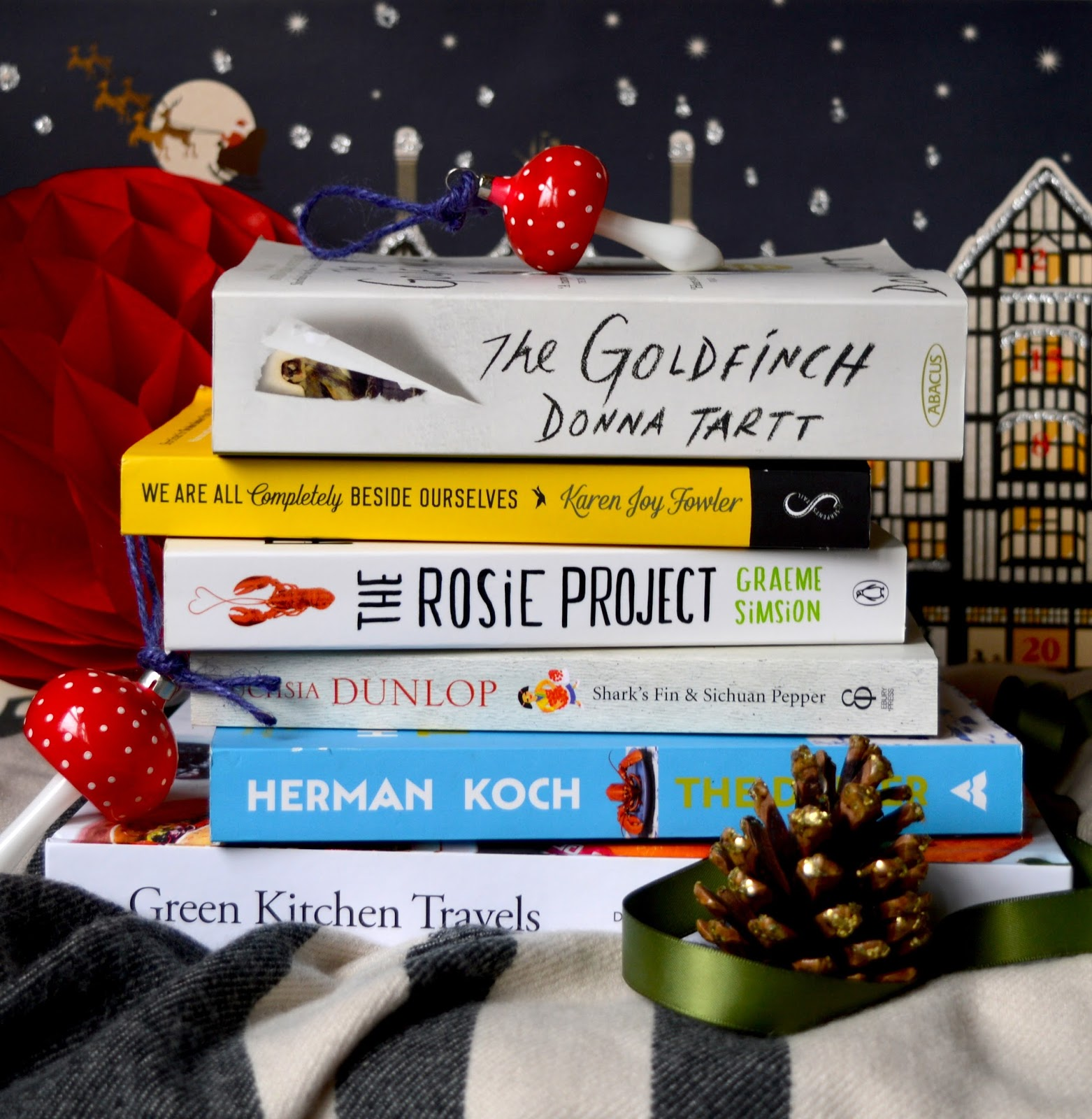 Reading List: A Christmas Book Club (2014 Favourites)