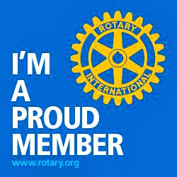 Member of Rotary International