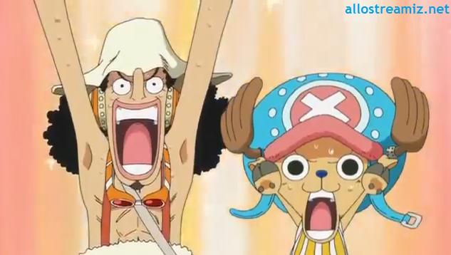 One Piece 557 Vostfr