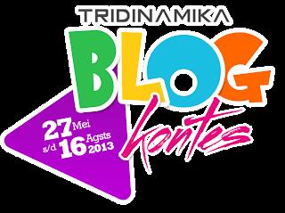 Blog Kontes Tridinamika