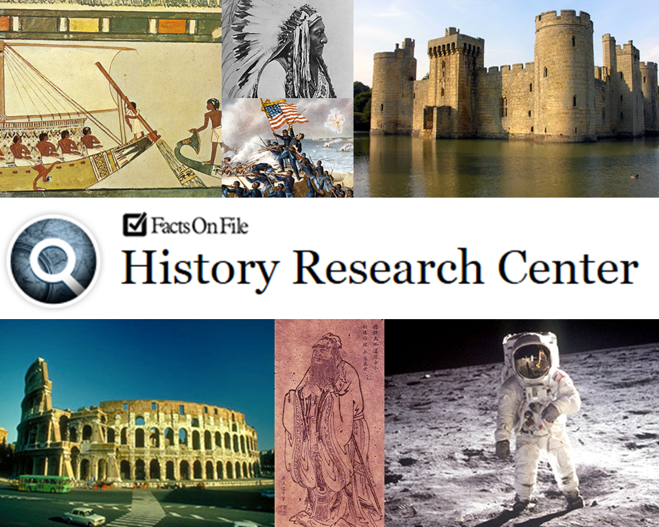 Image result for infobase history research center