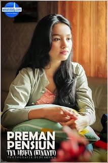 foto Tya Arifin Pemeran Kinanti di Sinetron Preman Pensiun