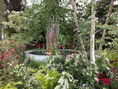 Hilliers Risk Garden At Chelsea Flower Show 2013
