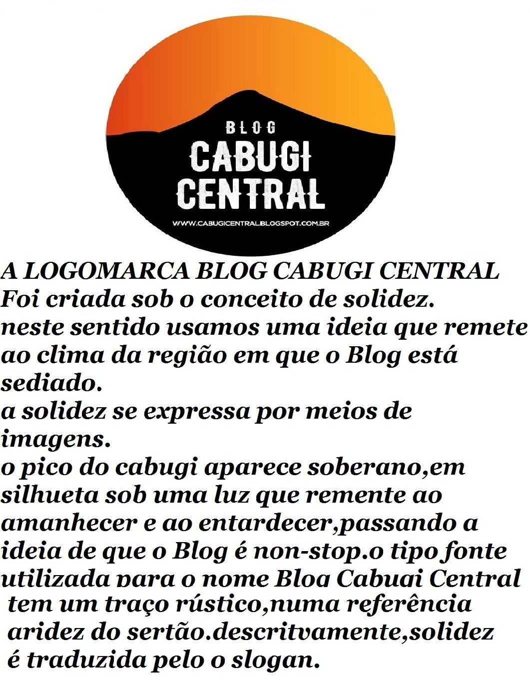 LOG BLOG CABUGI CENTRAL