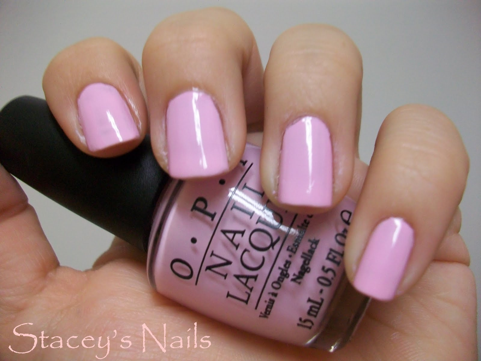 Stacey\'s Nails *: Pink & Preppy
