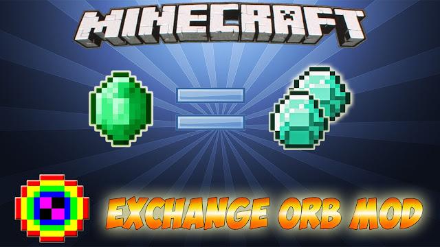 Exchange Orb Mod 1.8.8