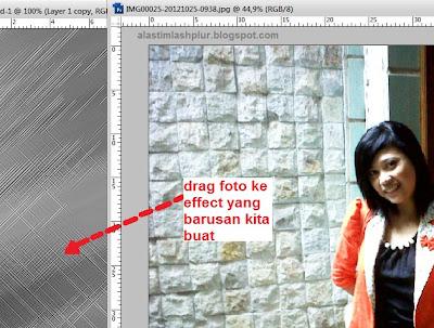 Membuat Efek Keren Dalam Waktu Singkat Dengan Photoshop