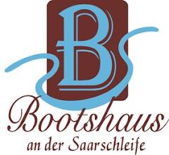 Bootshaus an der Saarschleife