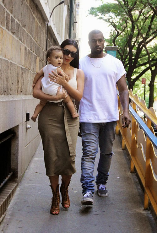 It is hard to believe | Total sensitive: So Kanye West is private!