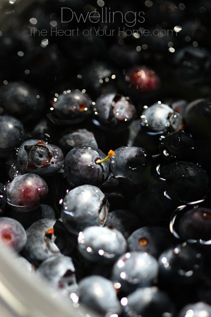 HEALTY blueberries
