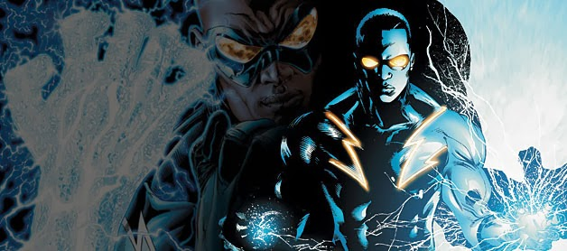 Black Lightning Might Start a Lightningverse With Static