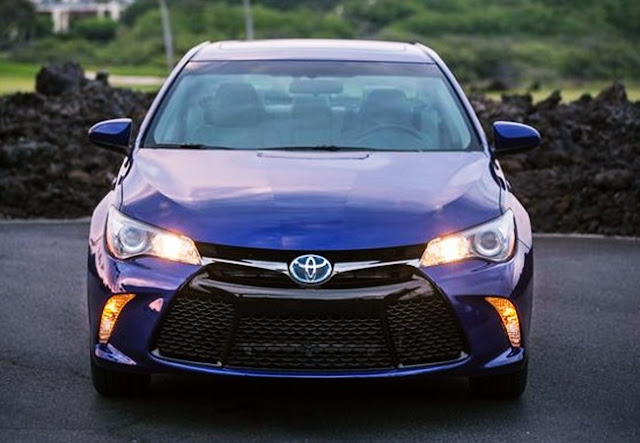 2018 Toyota Camry Hybrid XLE Rumors Engine