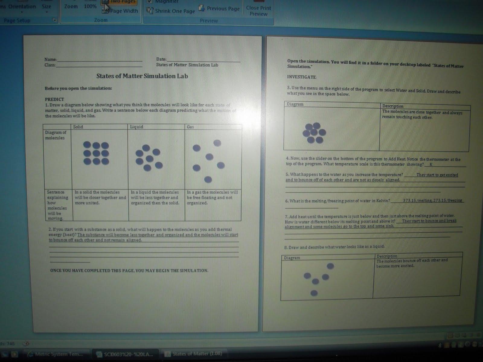 Bridgettes Chemistry Blog