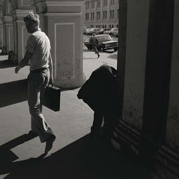 Fotografía. Boris Savelev