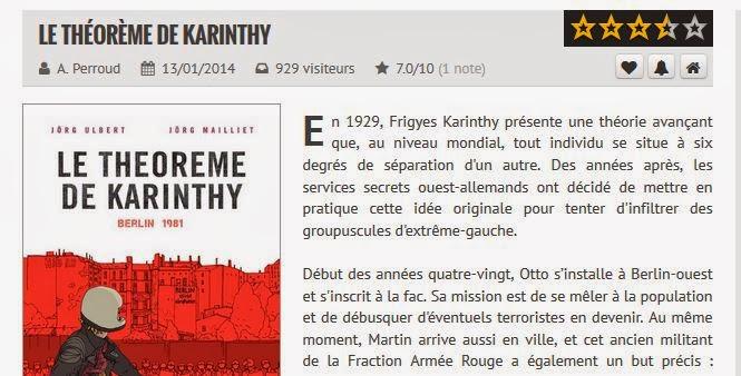 Lire l'article Le théorème de Karinthy sur BDGest