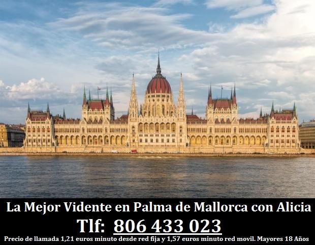 La Mejor Vidente en Palma de Mallorca con Alicia